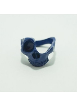Skull Parts Ring (Blu中)