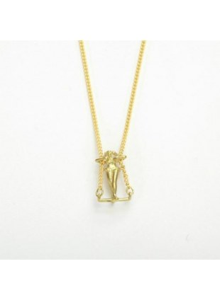 Trapeze Necklace -UP-