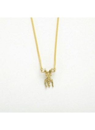 Trapeze Necklace -DOWN-