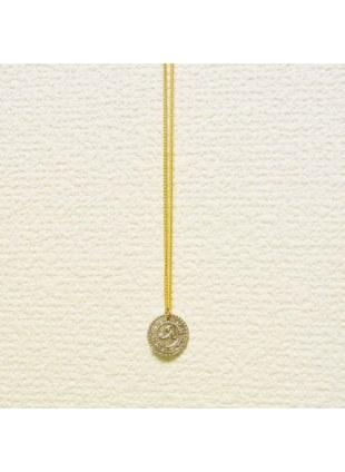 Manhole Necklace (SILVER)