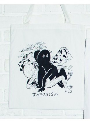 【Msize】AAT POSTER TOTE_Japonism