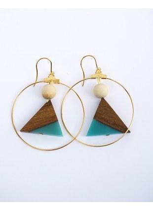 ODEN Pierce -△- Turquoise