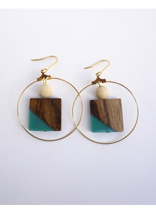 ODEN Pierce -□- Turquoise