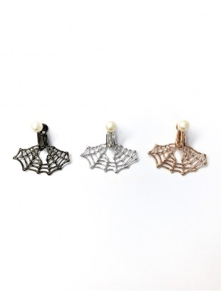 Backclip -exclusive- (spiderweb)