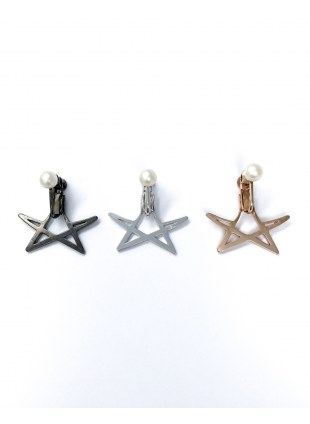 Backclip -exclusive- (star)